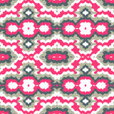 Seamless pattern. Vintage decorative elements vector illustration Royalty Free Stock Photos