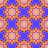 Seamless pattern. Vintage elements. vector illustration Royalty Free Stock Photo