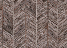 Seamless pattern with vintage parquet floor panels Stock Images
