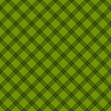 Seamless pattern vintage retro style. On green background vector illustration