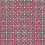 Seamless pattern from the vintage snowflakes Stock Photo