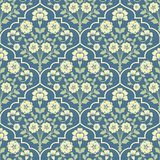 Seamless pattern in vintage stile Royalty Free Stock Image