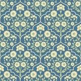 Seamless pattern in vintage stile Royalty Free Stock Image