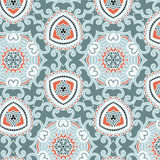 Seamless pattern wallpaper Stock Photos
