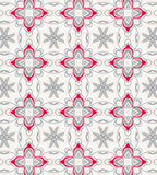 Seamless pattern wallpaper Stock Photography