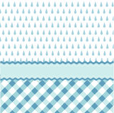 Seamless pattern, wallpaper Royalty Free Stock Image