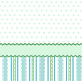 Seamless pattern, wallpaper. Digital scrapbook stock illustration