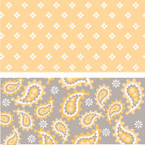 Seamless pattern, wallpaper Stock Images