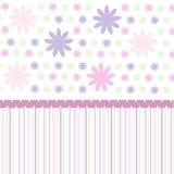 Seamless pattern, wallpaper Stock Photos