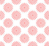 Seamless pattern, wallpaper with flower motifs. Simple monochrome repeatable background. Flourish, blossoms pattern. Royalty free vector illustration royalty free illustration