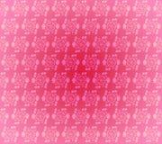 Seamless pattern wallpaper light pink small fruits Royalty Free Stock Photos