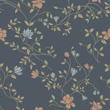 Seamless pattern for wallpapers royalty free stock images