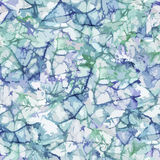 Seamless pattern. Watercolor background Royalty Free Stock Images