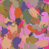 Seamless pattern with watercolor Royalty Free Stock Images