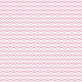Seamless pattern with waves lines. Vector illustration Royalty Free Stock Photography