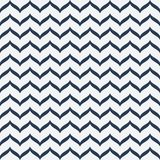 Seamless pattern with waves Stock Photography