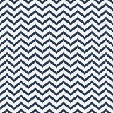 Seamless pattern with waves Stock Images