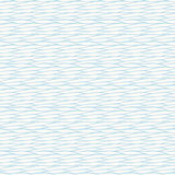 Seamless pattern with waves texture Royalty Free Stock Photography