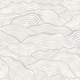 Seamless pattern with wavy scale texture Royalty Free Stock Image