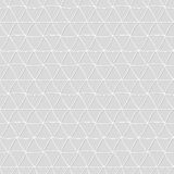 Seamless pattern of wavy triangles. Abstract background. Royalty Free Stock Photos