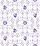 Seamless pattern on white. Vector illustration of a seamless pattern on white Stock Photo