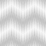 Seamless pattern on a white background. Consists of geometric elements. Stock Photos