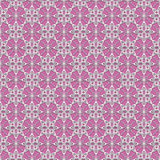 Seamless pattern with white flowers Stock Photos