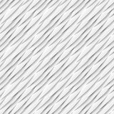 Seamless pattern of white paper elements with drop Royalty Free Stock Image