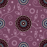 Seamless pattern. Will tile endlessly Royalty Free Stock Photography