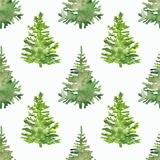 Seamless pattern for winter holidays design Stock Photos