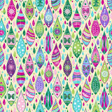 Seamless Pattern With Christmas Toys Stock Images