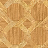 Seamless pattern of wooden floor. Stock Photos