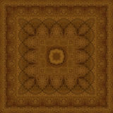 Seamless pattern, wooden marquetry Royalty Free Stock Photos