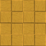 Seamless pattern wooden parquet. Vector wooden background. Decor Royalty Free Stock Photography