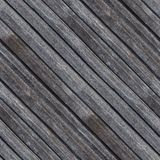 Seamless pattern of wooden planks wall. Seamless pattern of old grey wooden plank wall or pavement for design and matte painting royalty free stock images