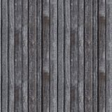 Seamless pattern of wooden planks wall. Seamless pattern of old grey wooden plank wall or pavement for design and matte painting royalty free stock photo
