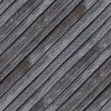 Seamless pattern of wooden planks wall. Seamless pattern of old grey wooden plank wall or pavement for design and matte painting stock image