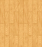 Seamless pattern of wooden planks. Wood background Stock Image