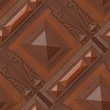 Seamless pattern of wooden texture from brown lumber planks. Seamless pattern for designers of artists with old brown wooden texture royalty free stock photo