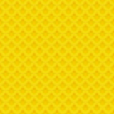 Seamless pattern with yellow relief ornate Stock Photos