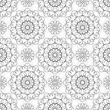 Seamless pattern for your design Stock Photos