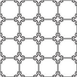 Seamless patterned cell Royalty Free Stock Photos