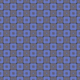 Seamless patterned fabric Royalty Free Stock Images