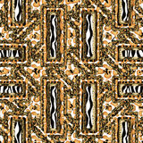 Seamless patterned texture Royalty Free Stock Image