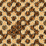 Seamless patterned texture Stock Photos