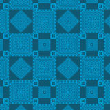 Seamless patterns with abstract painted squares. Seamless patterns with abstract  squares Stock Photos