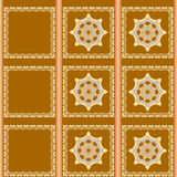 Seamless patterns with abstract painted squares. Seamless patterns with abstract  squares Royalty Free Stock Photography