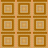 Seamless patterns with abstract painted squares. Seamless patterns with abstract  squares Stock Image