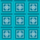 Seamless patterns with abstract painted squares. Seamless patterns with abstract  squares Royalty Free Stock Image