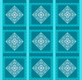 Seamless patterns with abstract painted squares. Seamless patterns with abstract  squares Stock Photo